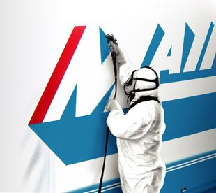 Mainfreight Signwriting